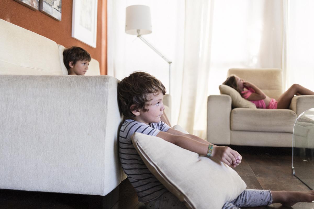 Fotografía Infantil | Música para Camaleones