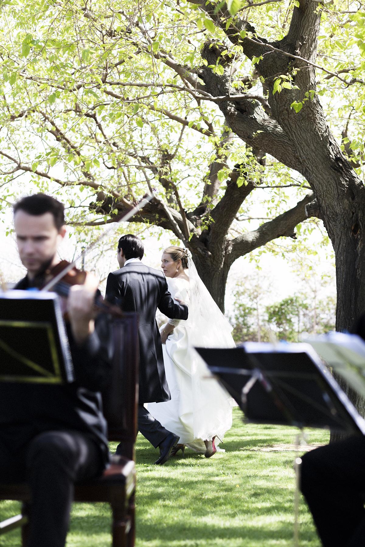 Fotografía de Bodas | Música para Camaleones