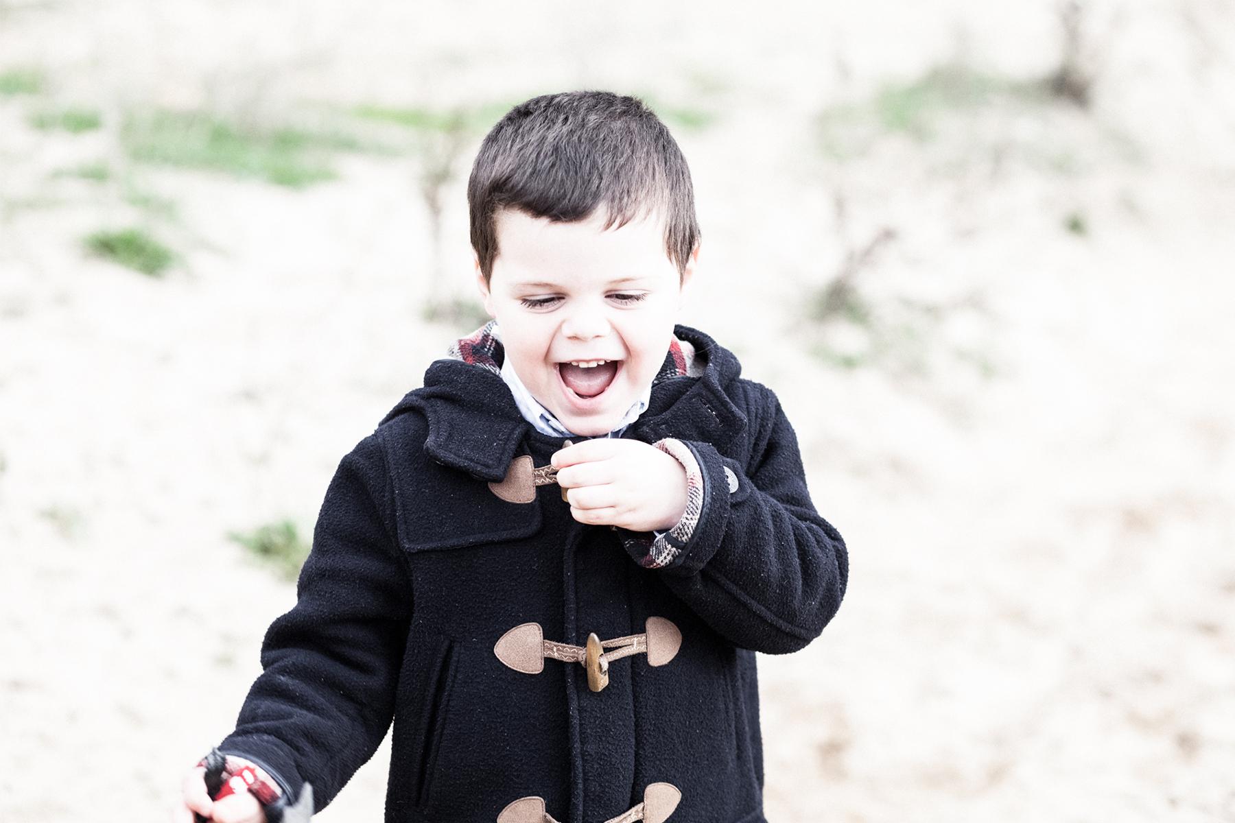Fotografía Infantil |Música para Camaleones